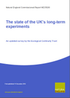 The state of the UK's long-term experiments (Thumbnail link to record)