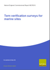 Tern verification surveys for marine sites 2015 (Thumbnail link to record)